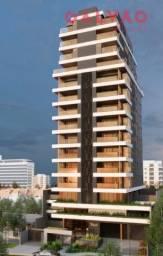 Apartamento à venda com 3 dormitórios em Água verde, Curitiba cod:40362
