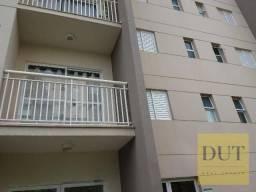 Apartamento com 2 dormitórios à venda, 59 m² - Morumbi - Paulínia/SP