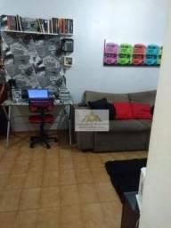 Apartamento com 1 dormitório à venda, 49 m² por R$ 165.000 - Centro - Ribeirão Preto/SP