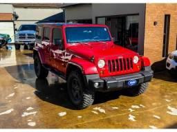 Jeep Wrangler Unlimited Sahara 4X4 V6 Gasolina 4P Automático 2011