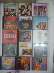 Coleção CDs originais do The Fevers