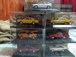 Carrinhos coleção