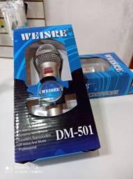 Microfone COM FIO $ 40.00