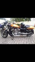 Moto Harley Davidson V Rod Muscle 2014 Excelente!!