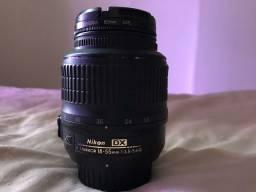 Máquina de fotografia Nikon D5000