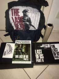 Edição limitada The last of us parte 2