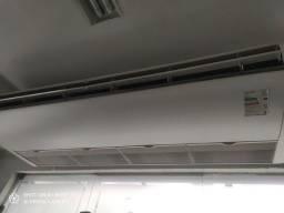 Vendo Ar condicionado LG 60.000 btus