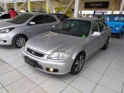 Civic Lx 1.6 Aut. 1999