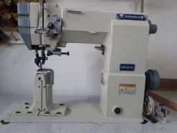 Máquina de Costura de coluna semi-nova