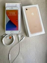 IPhone 7 Gold/Dourado 32gb