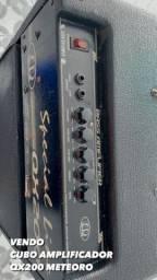 Amplificador Baixo Cubo Meteoro Qx 200 special line