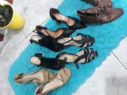 Desapega de sapatos tamanho 36 seminovos