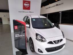 Nissan march zero km