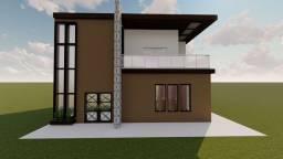 Construção de casa de alto padrão a partir de R$ 450,00 m2