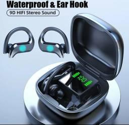 Fone de Ouvido MD03 Bluetooth Novo