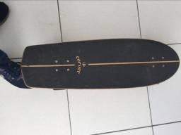 Skate Longboard Carver Simulador De Surf