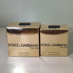 Perfume Dolce & Gabbana The One 50ml ou 30ml