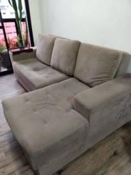 Título do anúncio: Sofa 3 lugares com chaise