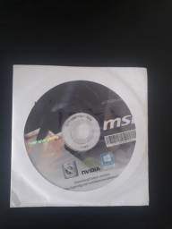 CD MSI Driver and Utility