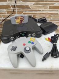 Nintendo 64 Gradiente.