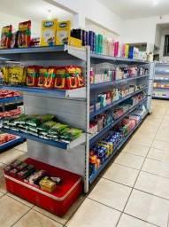 mercadorias de supermercado