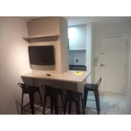 Apartamento para Locação Estudante no bairro Pioneiros em Balneário Camboriú, 1 quarto sen