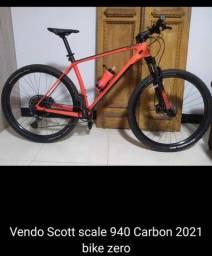 Título do anúncio: Bike Scott Scala carbono 940 ano 2021