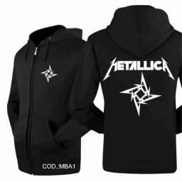 jaqueta metalica