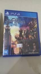 Kingdom Hearts III - Jogo PS4 - Entrega grátis