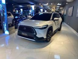 Título do anúncio: Toyota Corolla Cross 1.8 Hybrido XRX 2022,Configuração Linda, Impecável