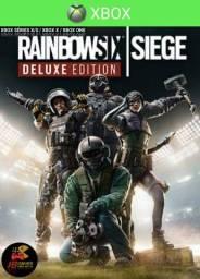 RAINBOW SIX SIEGE (Xbox One Mídia digital)