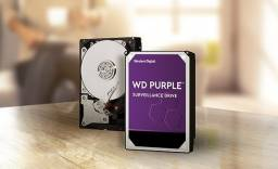 HD Western Digital Purple 4TB WD40PURZ