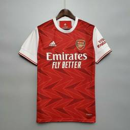 Camisa Arsenal 20/21 Adidas