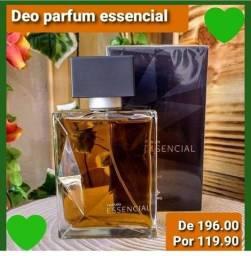 Deo Parfum Essencial 100 ml de 196,00 por 120,00