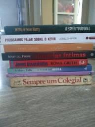 Lote 12 livros