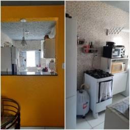 Apartamento reformado na nova corumbá