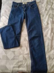 Calça jeans stalker jovem
