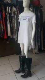 Camisetao estilo vestido - ZARA original.