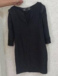Título do anúncio: Vestido Regina Salomão - Ler descrição