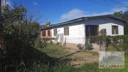 Villarinho Imóveis vende casa com 3 dormitórios - Terreno 750m², casa 100 m² por R$ 290.00
