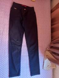 calça jeans feminina preta black jeans