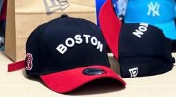 Boné New Era Boston
