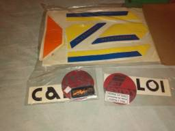 Título do anúncio: Kit Adesivo Mobilete Caloi