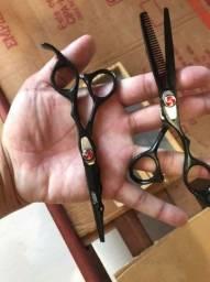 Tesoura de cortar cabelo profissional