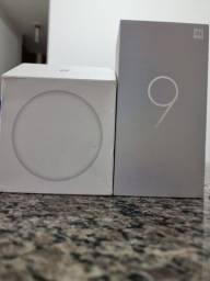 Xiaomi Mi 9 6 Gb Ram 128 Gb Preto + Carregador Wireless 20w