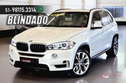 BMW X5 3.0 XDRIVE35I 306HP TETO 63 MIL KM BLINDADA NA PIQUET 4P