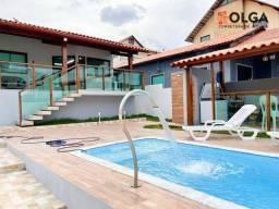 Casa com piscina em condomínio fechado, à venda - Gravatá/PE