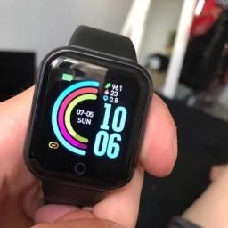 Smartwatch D20 / Y68 Preto (promoção)