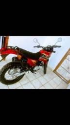 HONDA NX 200 95