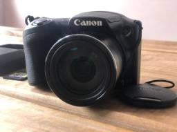 Câmera Fotográfica Canon XS 400 IS.